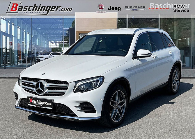 Mercedes-Benz GLC 220d 4MATIC Aut. bei Baschinger Ges.m.b.H. in