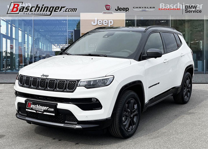 Jeep Compass MY21 1.3 Multiair FWD 80th Anniversary Aut bei Baschinger Ges.m.b.H. in