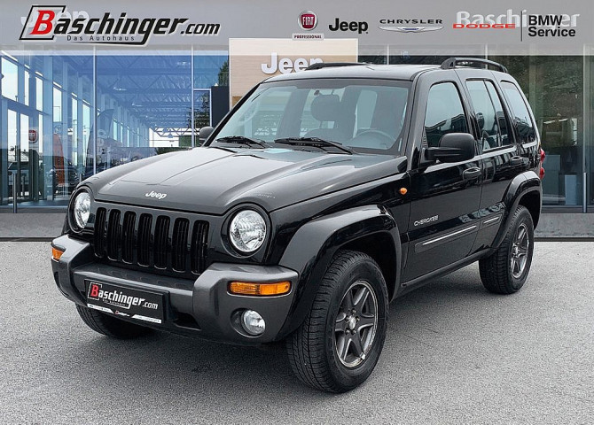 Jeep Cherokee 2,8 Extreme Sport bei Baschinger Ges.m.b.H. in