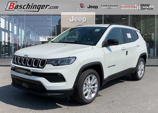 Jeep Compass 1.3 Multiair Longitude T4 FWD 6DDCT bei Baschinger Ges.m.b.H. in