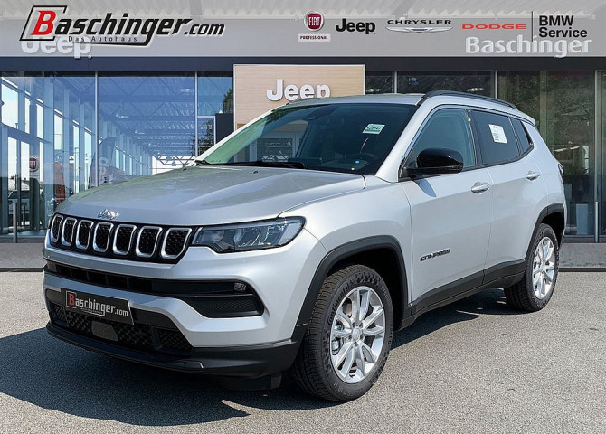 Jeep Compass MY21 1.3 Multiair FWD Longitude Aut. bei Baschinger Ges.m.b.H. in