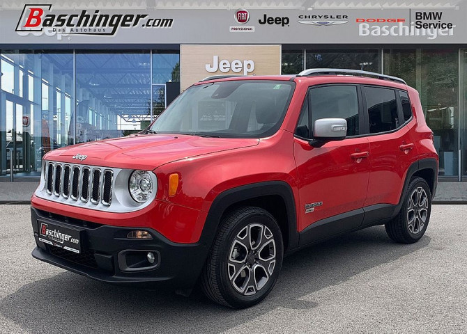 Jeep Renegade 1,4 Multiair2 140 Limited bei Baschinger Ges.m.b.H. in