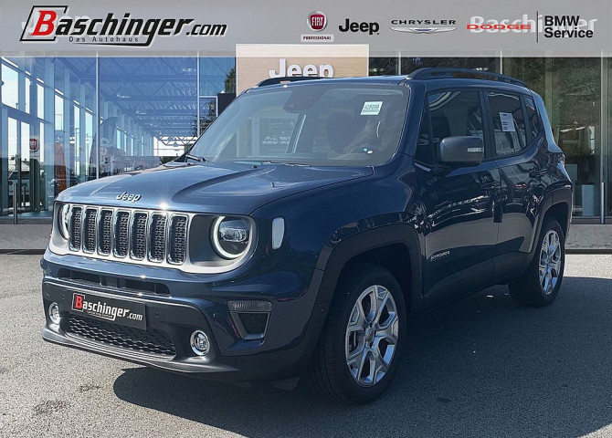 Jeep Renegade 1,3 PHEV 4xe Limited Aut. PLUS Paket bei Baschinger Ges.m.b.H. in