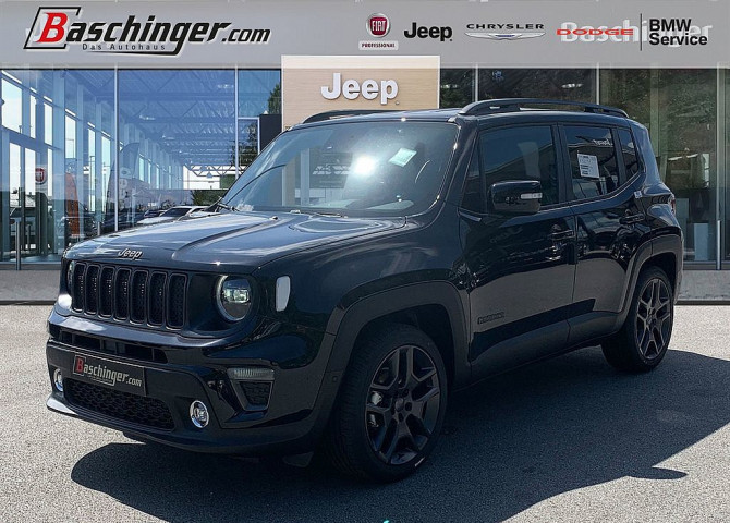 Jeep Renegade 1,6 MultiJet II FWD 6MT 130 S Limited bei Baschinger Ges.m.b.H. in