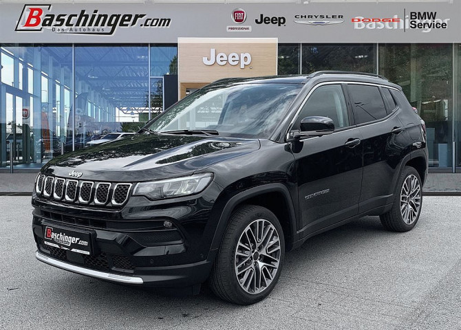 Jeep Compass 1.3 PHEV AT 4xe Limited bei Baschinger Ges.m.b.H. in