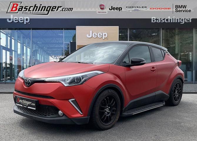 Toyota C-HR 1,2T C-ENTER 4WD CVT bei Baschinger Ges.m.b.H. in