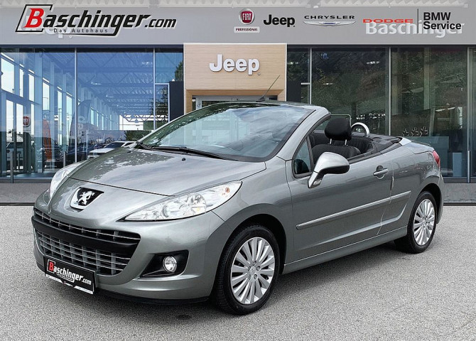 Peugeot 207 CC ACT 1,6 VTI bei Baschinger Ges.m.b.H. in