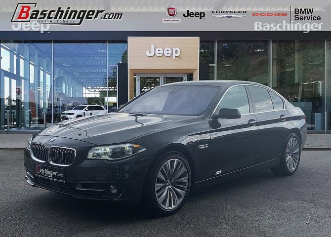 BMW 530d xD Österreich-Paket LP €93.981,- Direktionsfahrzeug/Vollausstattung bei Baschinger Ges.m.b.H. in