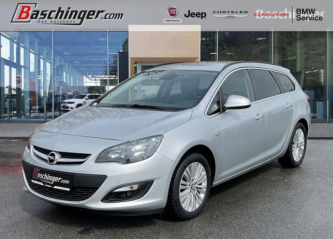 Opel Astra ST 1,6 CDTI ECOTEC Österreich Edition Start/Stop bei Baschinger Ges.m.b.H. in