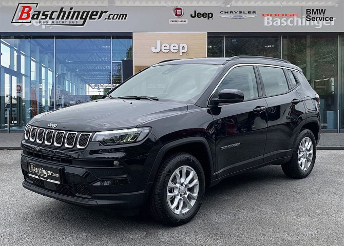 Jeep Compass MY21 1.3 PHEV Longitude 4xe Aut. PLUS Paket bei Baschinger Ges.m.b.H. in