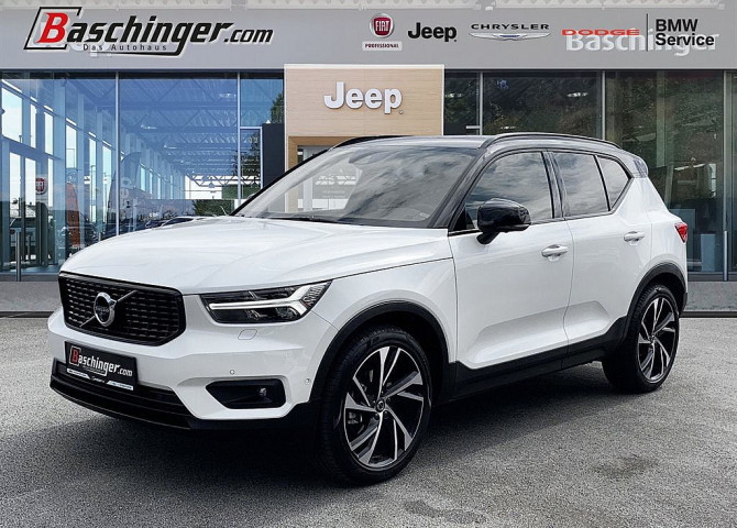 Volvo XC40 T5 AWD R-Design Geartronic bei Baschinger Ges.m.b.H. in