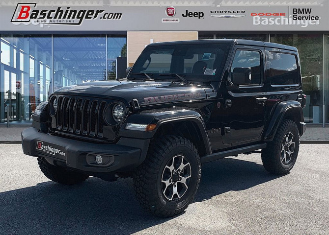 Jeep Wrangler Rubicon 2,0 GME Aut. bei Baschinger Ges.m.b.H. in