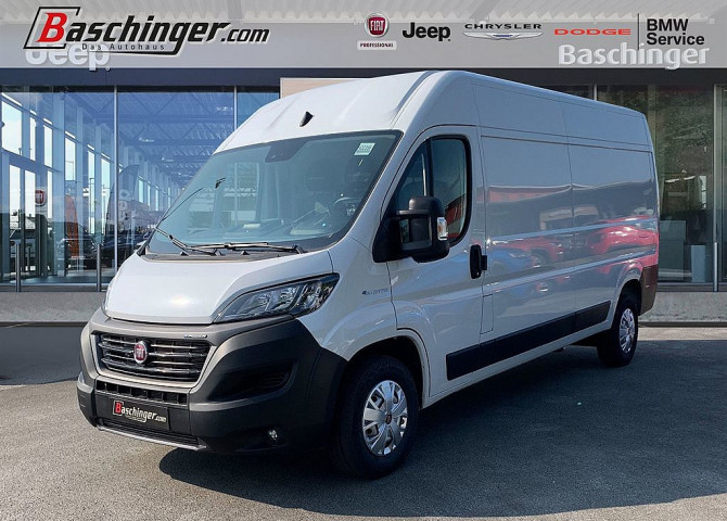 Fiat E-Ducato 35 L3H2 47 kWh bei Baschinger Ges.m.b.H. in